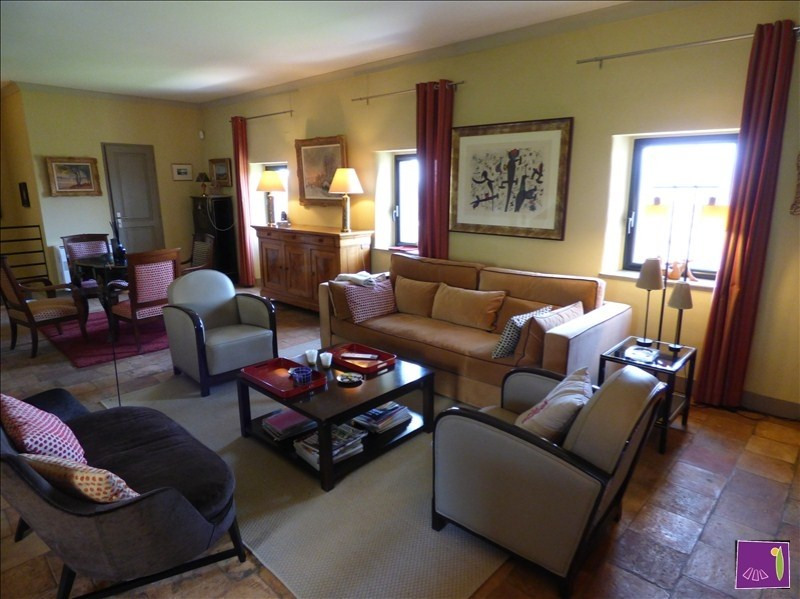 Immobile residenziali di prestigio casa Barjac 495000€ - Fotografia 5