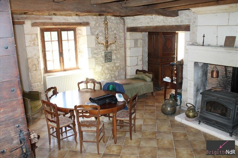 Deluxe sale house / villa Cherval 282000€ - Picture 4