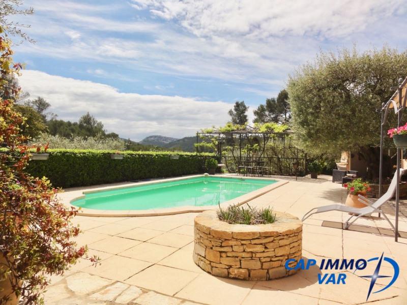 Vente de prestige maison / villa Le beausset 699000€ - Photo 1