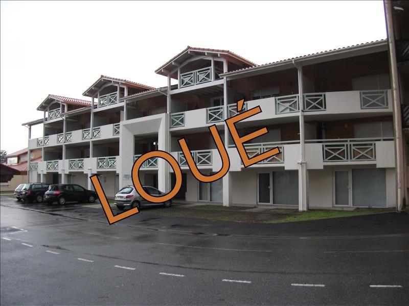 Rental apartment Biscarrosse 600€ CC - Picture 1