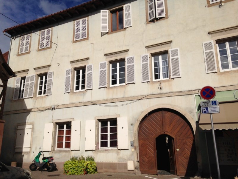 Vermietung wohnung Molsheim 495€ CC - Fotografie 1