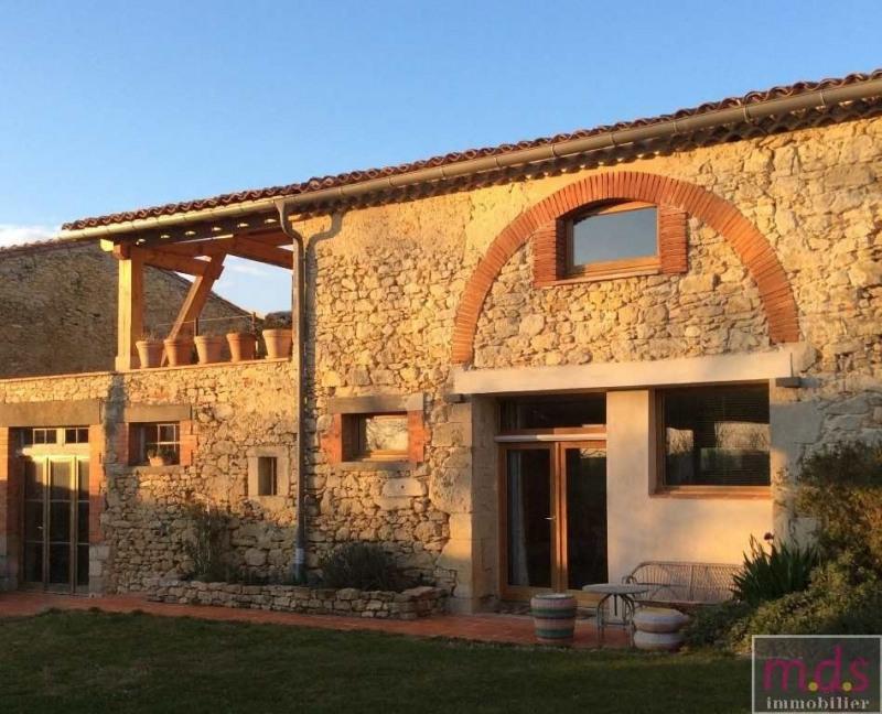 Deluxe sale house / villa Villefranche de lauragais secteur 435000€ - Picture 1