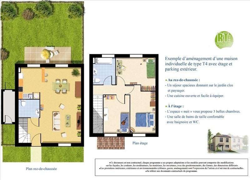 Sale house / villa Aubignan 175500€ - Picture 4