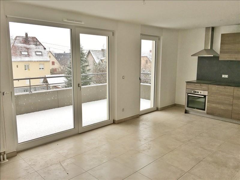 Sale apartment Souffelweyersheim 209000€ - Picture 1