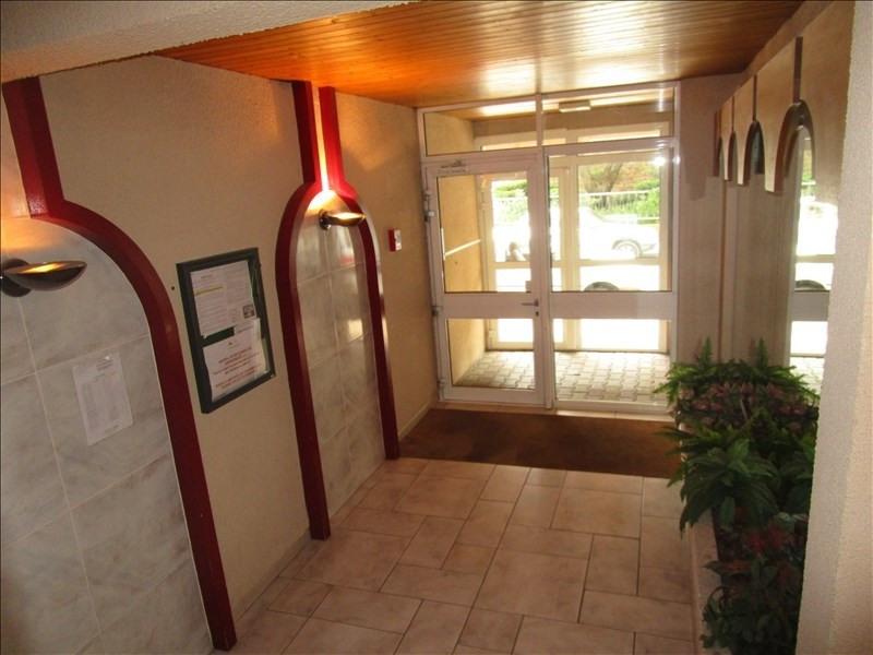 Sale apartment Carcassonne 42000€ - Picture 10