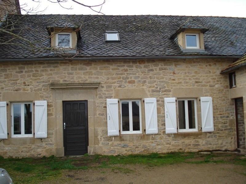 Location maison / villa Bozouls 671€ CC - Photo 1