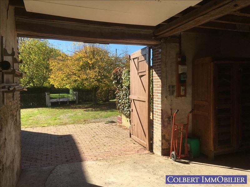 Vente maison / villa Neuvy sautour 118000€ - Photo 8