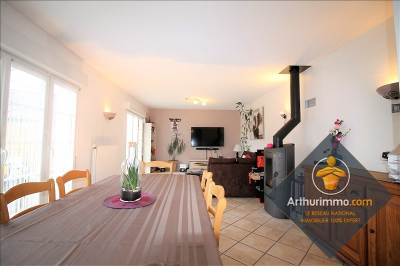 Sale house / villa St romain de jalionas 249 900€ - Picture 1