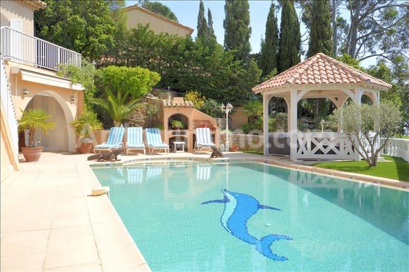 Vente de prestige maison / villa Les issambres 1449000€ - Photo 5