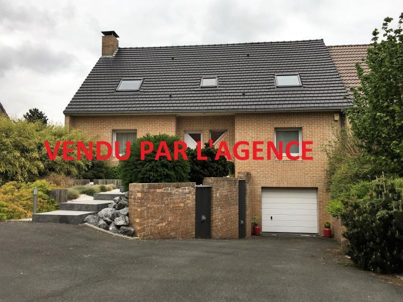 Investment property house / villa Carvin 353600€ - Picture 1
