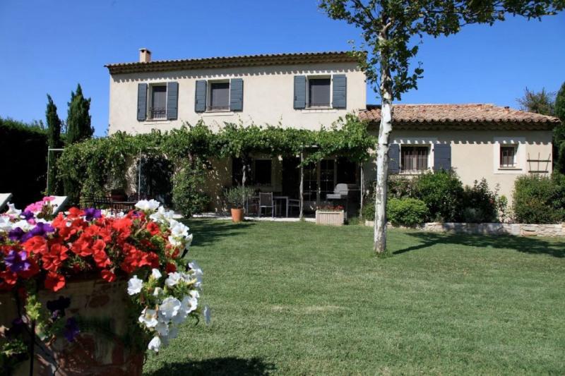 Revenda residencial de prestígio casa Rochefort du gard 625000€ - Fotografia 14