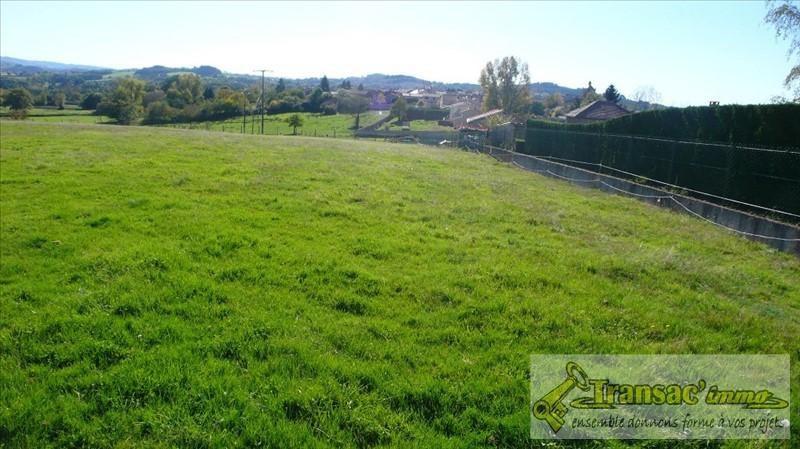Vente terrain Sermentizon 28000€ - Photo 3
