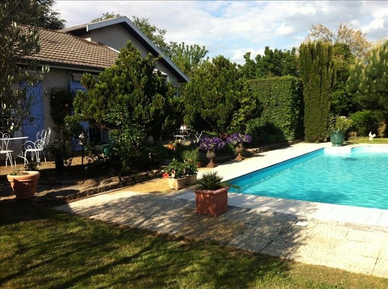 Vendita casa Chonas l amballan 348000€ - Fotografia 3