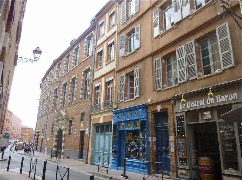 Rental apartment Toulouse 991€ CC - Picture 1