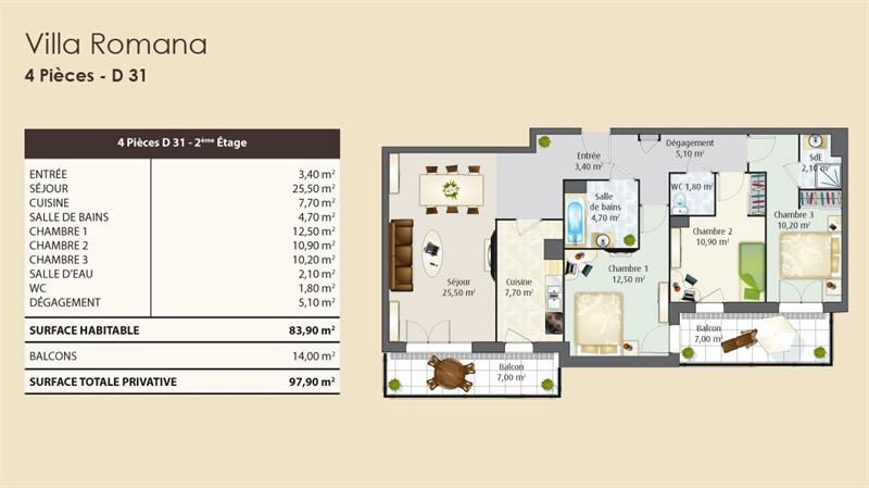 New home sale program Juvisy sur orge  - Picture 5