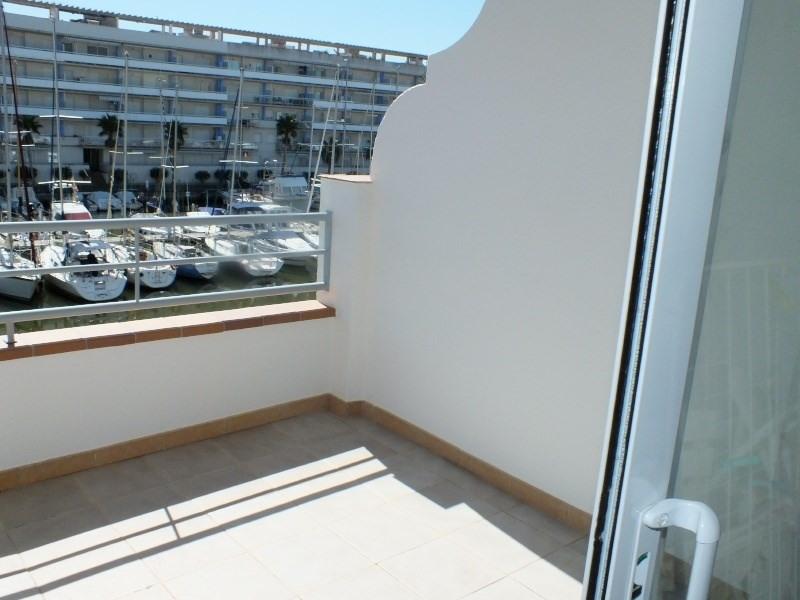 Location vacances appartement Roses santa-margarita 232€ - Photo 9