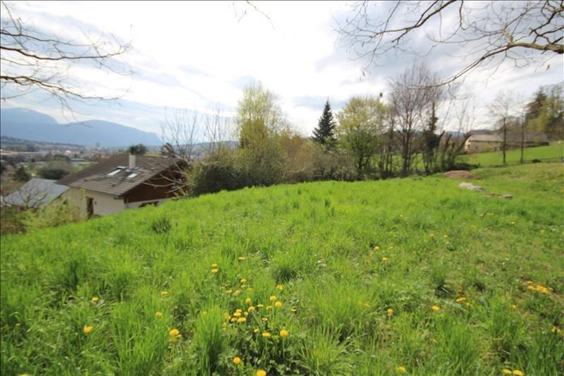 Vendita terreno Chambery 325000€ - Fotografia 4
