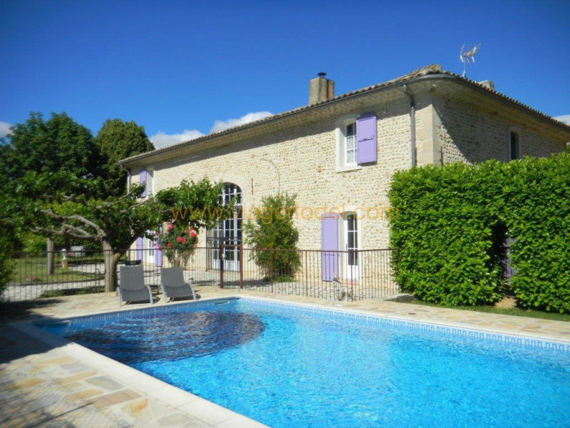 Life annuity house / villa Riez 280 000€ - Picture 2
