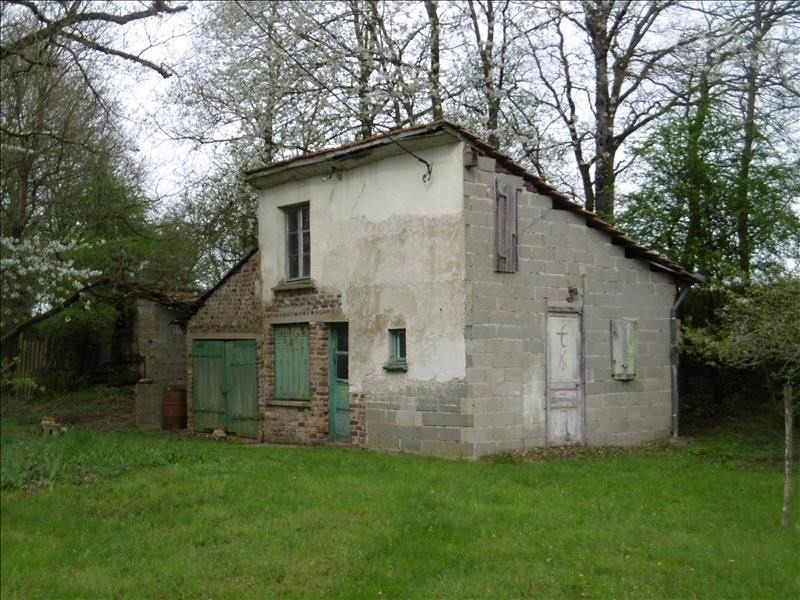 Sale site Troo 24000€ - Picture 1