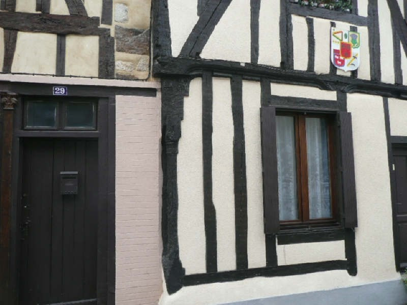 Rental apartment Aubigny sur nere 380€ CC - Picture 1