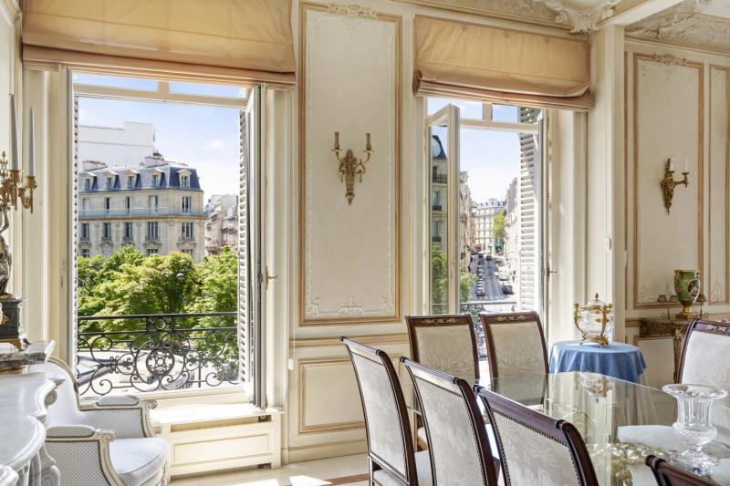 Immobile residenziali di prestigio appartamento Paris 8ème 4200000€ - Fotografia 4