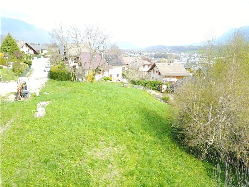 Vendita terreno Chambery 325000€ - Fotografia 5