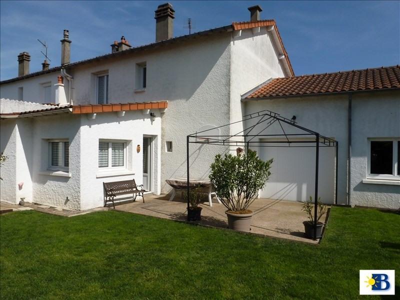 Vente maison / villa Chatellerault 137800€ - Photo 1
