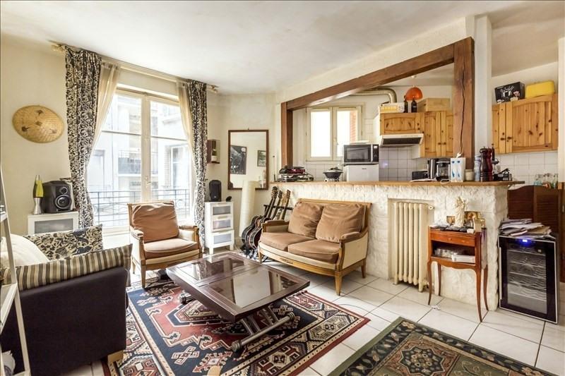 Verkoop  appartement Paris 15ème 388800€ - Foto 2