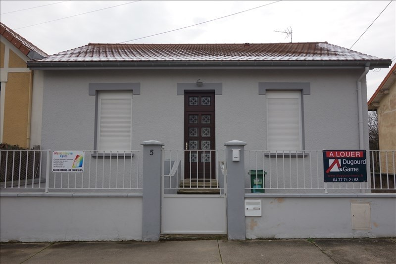 Rental house / villa Roanne 685€ CC - Picture 9