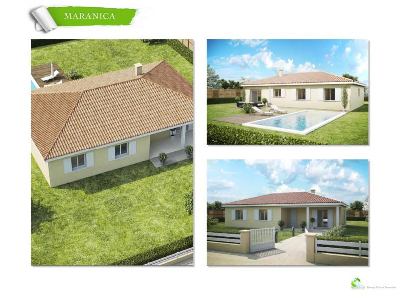 Maison  3 pièces + Terrain 500 m² Prunete par CORSEA PROMOTION