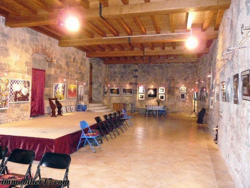 Vente de prestige château Prayssas 474000€ - Photo 8