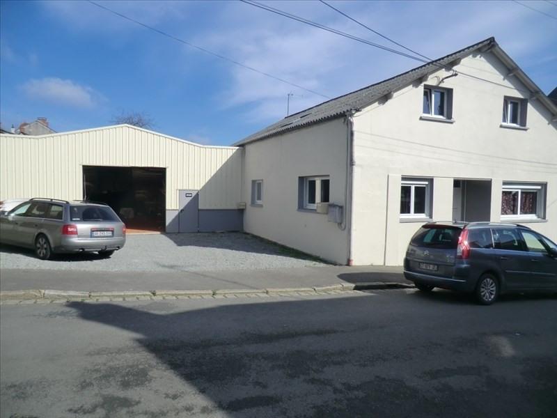 Vente maison / villa Fougeres 203840€ - Photo 1