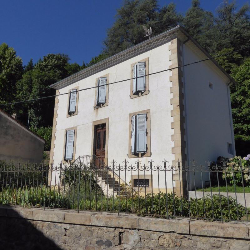 Vente maison / villa Vals-les-bains 233500€ - Photo 2