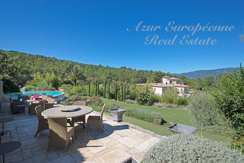 Vente de prestige maison / villa Tourrettes 4850000€ - Photo 15