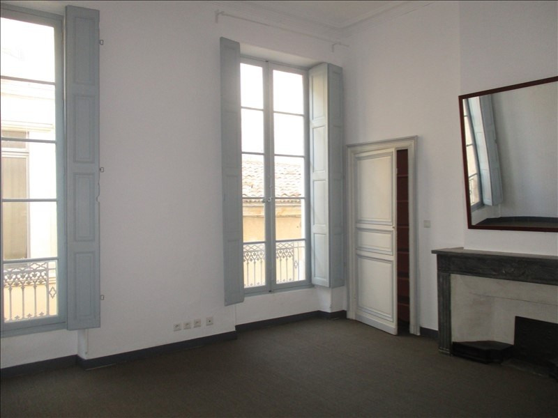 Rental apartment Nimes 780€ CC - Picture 2