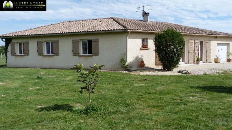 Vendita casa Montauban 224000€ - Fotografia 1