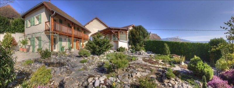 Vente de prestige maison / villa Morestel 450 000€ - Photo 10