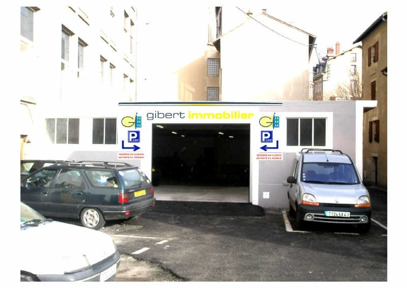 Rental parking spaces Le puy en velay 40€ CC - Picture 1