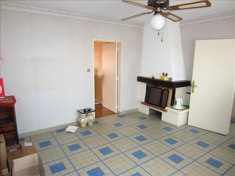 Vente maison / villa Bourbon lancy 80000€ - Photo 2
