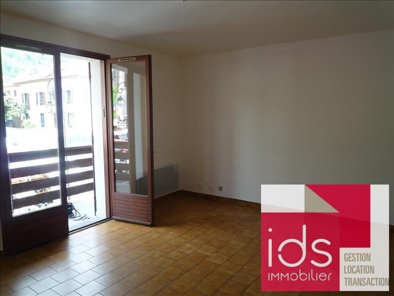 Location appartement Allevard 325€ CC - Photo 3