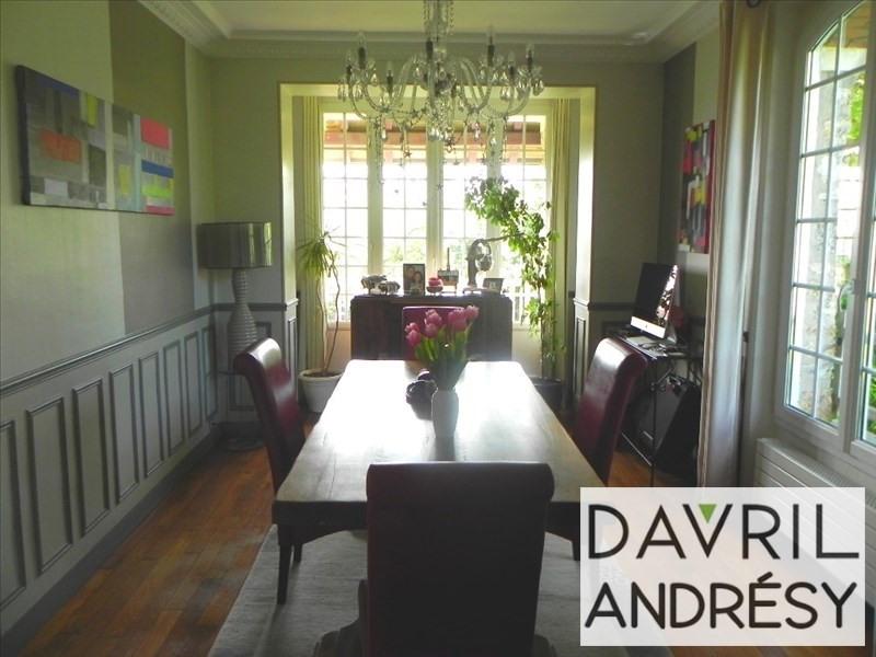 Revenda residencial de prestígio casa Chanteloup les vignes 450000€ - Fotografia 3