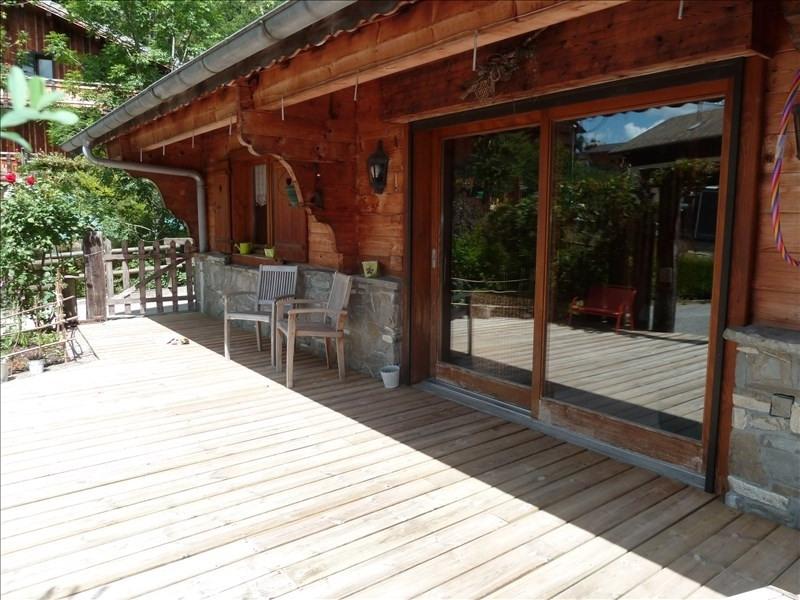 Verkoop van prestige  huis Morzine 780000€ - Foto 2