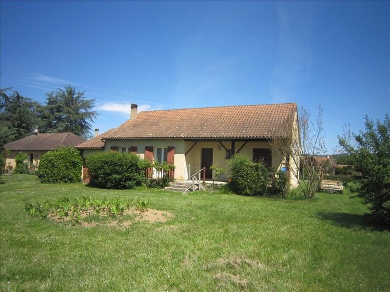 Vente maison / villa Siorac en perigord 129600€ - Photo 2