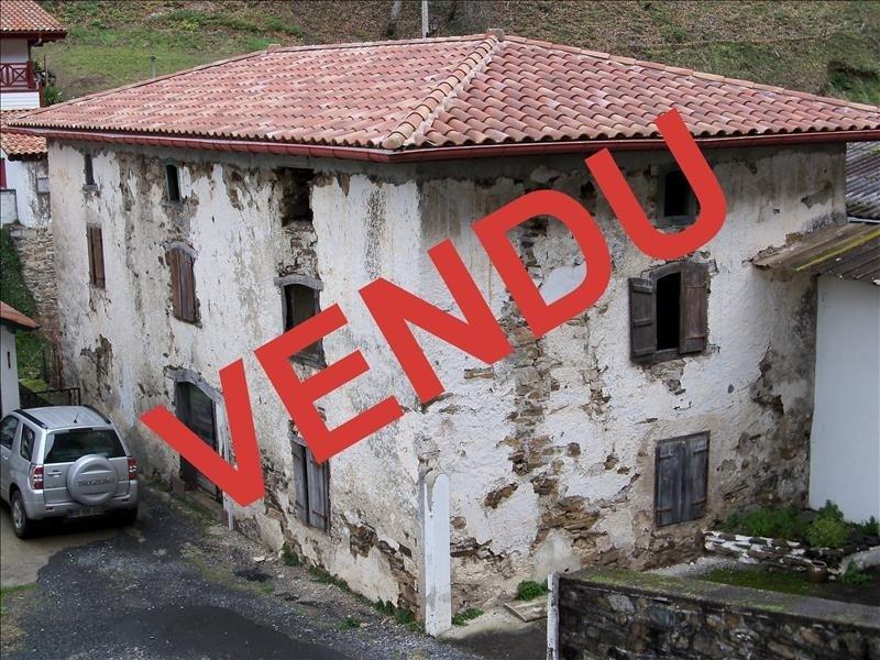 Venta  casa St jean pied de port 35000€ - Fotografía 1
