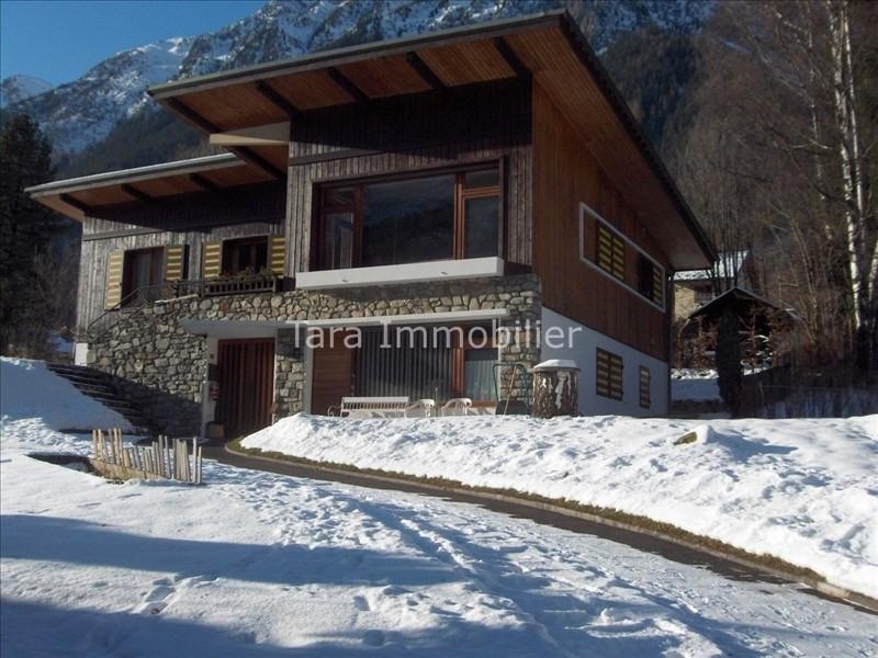 Vente de prestige maison / villa Chamonix mont blanc 2350000€ - Photo 1