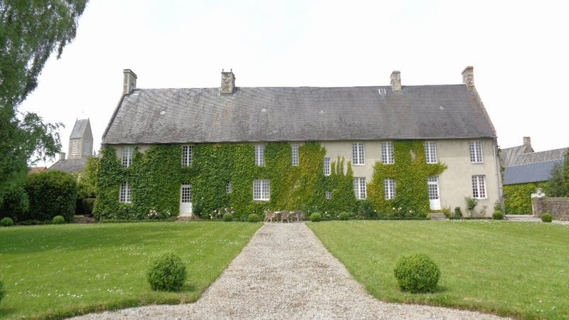 Deluxe sale chateau Isigny sur mer 682500€ - Picture 3