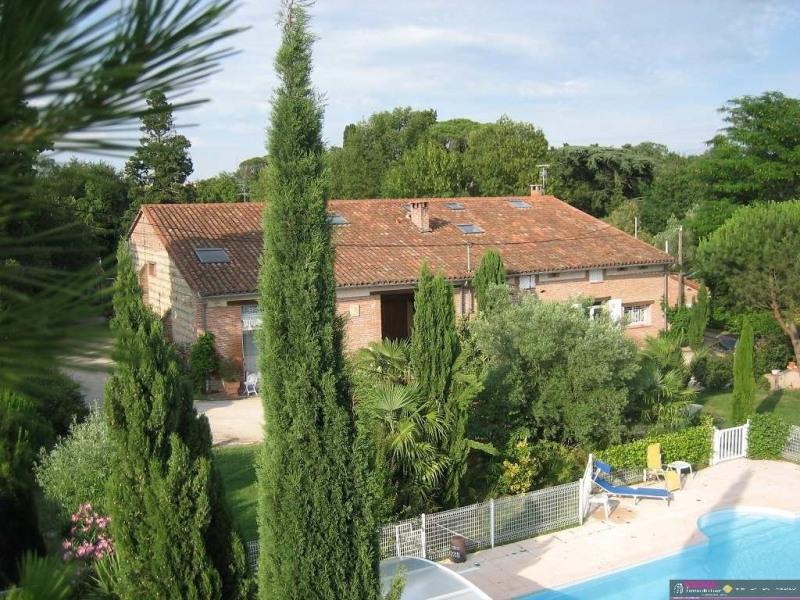 Venta de prestigio  casa Saint orens de gameville 15 mn 1199000€ - Fotografía 6