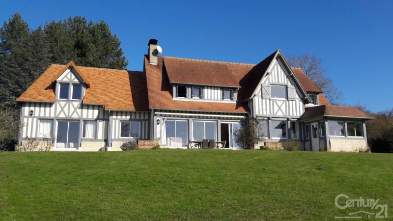 Verkoop van prestige  huis Deauville 990000€ - Foto 2