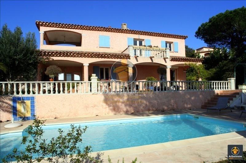 Deluxe sale house / villa Sainte maxime 790000€ - Picture 1
