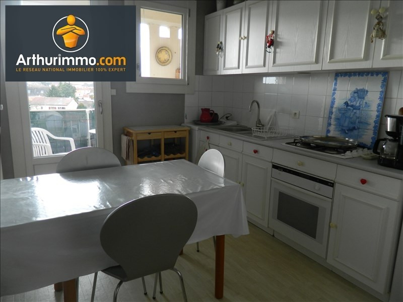 Sale apartment Riorges 59900€ - Picture 2